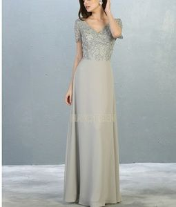 New mother of the bride dress,evening formal gown